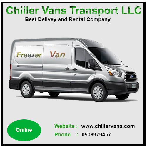Freezer Vans for rental