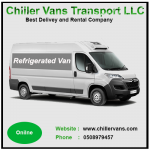 Refrigerated-Van-for rent