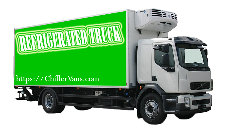 Refrigearted Truck for Rent