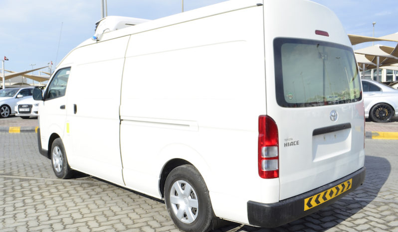 Chiller Van Transport